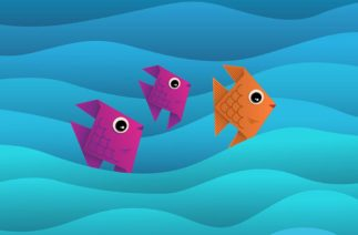 Beautiful Story About The Three Fishes